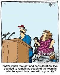 Coaching Cartoon