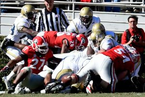 Georgia's season ended in disappointment against rival Georgia Tech on Saturday