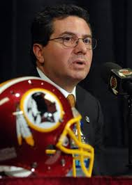 Dan Snyder has declared that Washington will never change its name