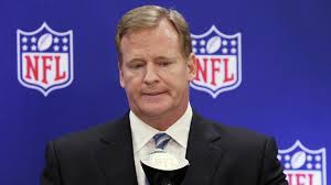 Roger Goodell has not been drawn the the Washington naming issue.