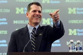 Harbaugh brings an impressive track record to Ann Arbor
