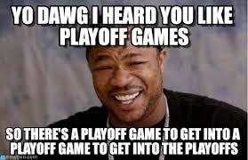 Playoff Meme