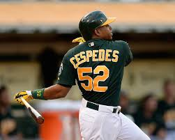 Cespedes will bring another huge bat to the middle of the Tigers already formidable lineup