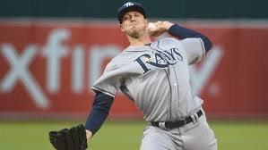 Drew Smyly is one of several underrated Rays rotation pieces